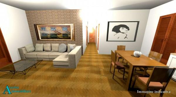 Appartamento in vendita a Taranto, Residenziale, Con giardino, 90 mq - Foto 12