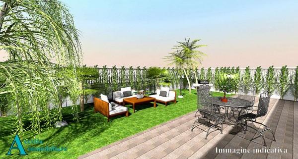 Appartamento in vendita a Taranto, Residenziale, Con giardino, 90 mq