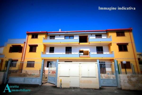 Appartamento in vendita a Taranto, Residenziale, Con giardino, 90 mq - Foto 4
