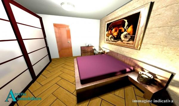 Appartamento in vendita a Taranto, Residenziale, Con giardino, 90 mq - Foto 6