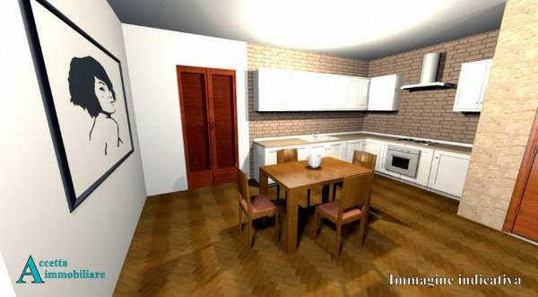 Appartamento in vendita a Taranto, Residenziale, Con giardino, 90 mq - Foto 9