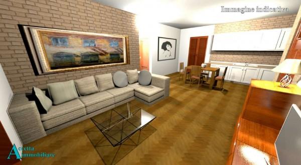 Appartamento in vendita a Taranto, Residenziale, Con giardino, 90 mq - Foto 14