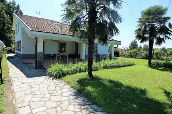Villa in vendita a Givoletto, Centro Collina, Con giardino, 373 mq - Foto 20
