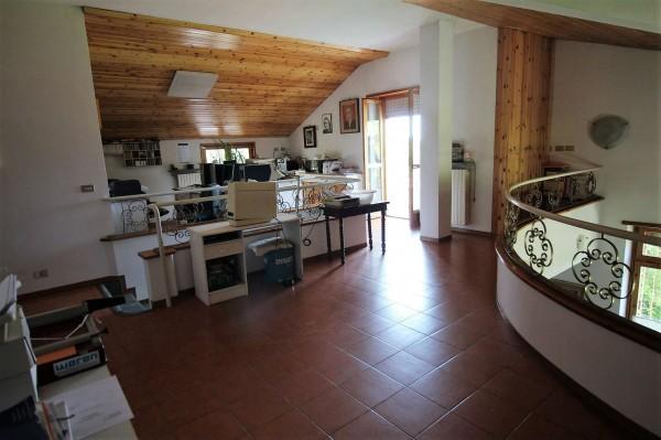 Villa in vendita a Givoletto, Centro Collina, Con giardino, 373 mq - Foto 8