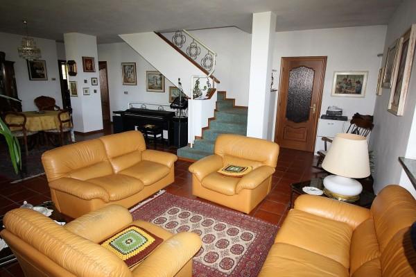 Villa in vendita a Givoletto, Centro Collina, Con giardino, 373 mq - Foto 10