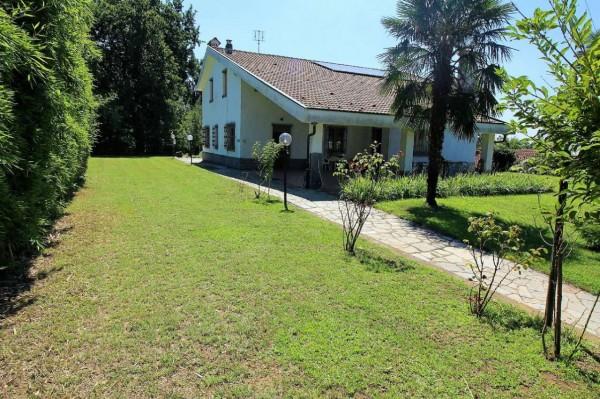 Villa in vendita a Givoletto, Centro Collina, Con giardino, 373 mq - Foto 1