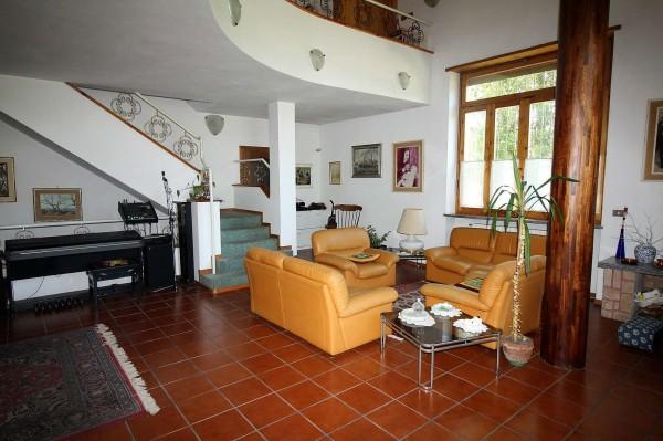 Villa in vendita a Givoletto, Centro Collina, Con giardino, 373 mq - Foto 12