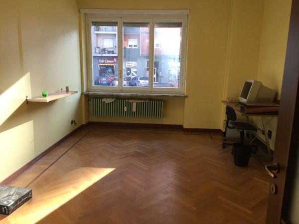Appartamento in vendita a Torino, Corso Siracusa, Con giardino, 115 mq - Foto 12
