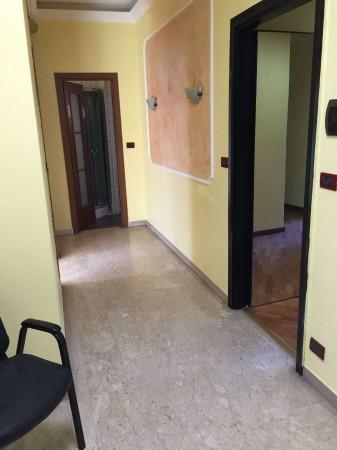 Appartamento in vendita a Torino, Corso Siracusa, Con giardino, 115 mq - Foto 16