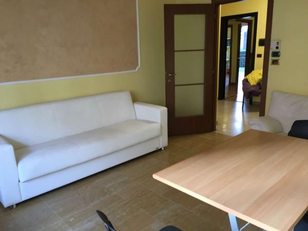 Appartamento in vendita a Torino, Corso Siracusa, Con giardino, 115 mq - Foto 15