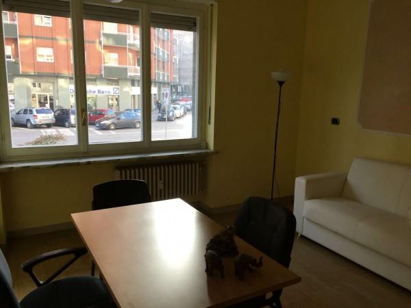 Appartamento in vendita a Torino, Corso Siracusa, Con giardino, 115 mq - Foto 14