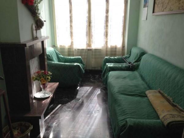 Casa indipendente in vendita a Ameglia, Con giardino, 80 mq