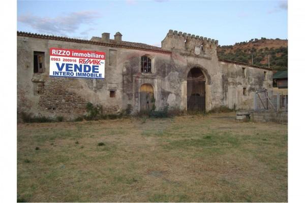 Locale Commerciale  in vendita a Rossano, Collina Panoramica, Con giardino, 7000 mq