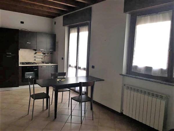 Appartamento in affitto a Busto Arsizio, Centro, Arredato, 100 mq