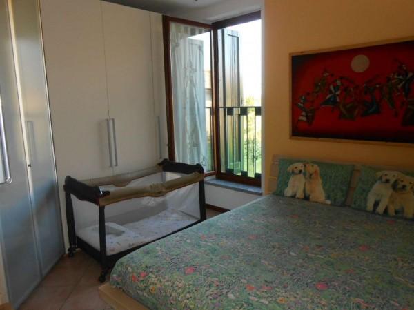 Villetta a schiera in vendita a Casale Cremasco-Vidolasco, Residenziale, Con giardino, 134 mq - Foto 10