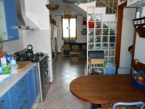 Villetta a schiera in vendita a Casale Cremasco-Vidolasco, Residenziale, Con giardino, 134 mq - Foto 16