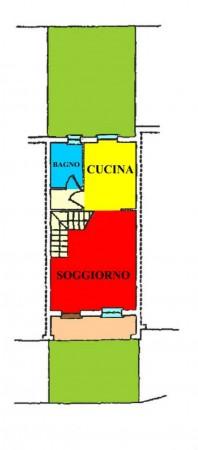 Villetta a schiera in vendita a Casale Cremasco-Vidolasco, Residenziale, Con giardino, 134 mq - Foto 5