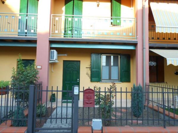 Villetta a schiera in vendita a Casale Cremasco-Vidolasco, Residenziale, Con giardino, 134 mq - Foto 19