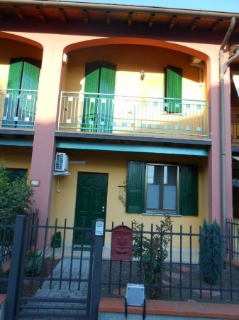 Villetta a schiera in vendita a Casale Cremasco-Vidolasco, Residenziale, Con giardino, 134 mq - Foto 11