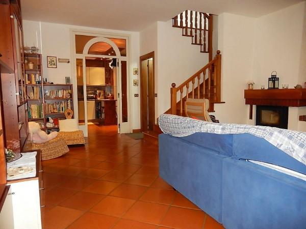 Villa in vendita a Forlì, Con giardino, 250 mq