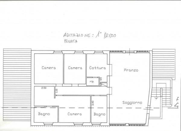 Rustico/Casale in vendita a Altopascio, 450 mq - Foto 2