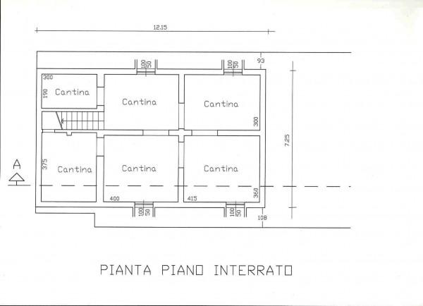 Rustico/Casale in vendita a Altopascio, 450 mq - Foto 4