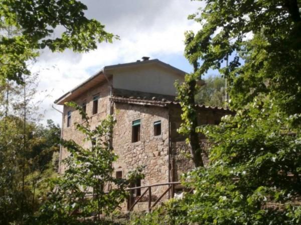 Rustico/Casale in vendita a Bagni di Lucca, 200 mq