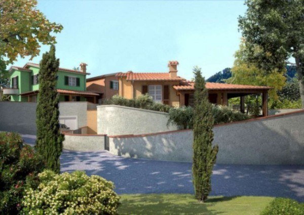 Villetta a schiera in vendita a Bagni di Lucca, 183 mq - Foto 8