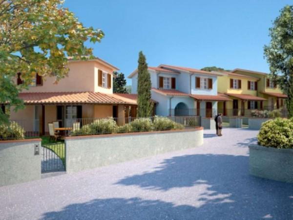 Villetta a schiera in vendita a Bagni di Lucca, 183 mq - Foto 9