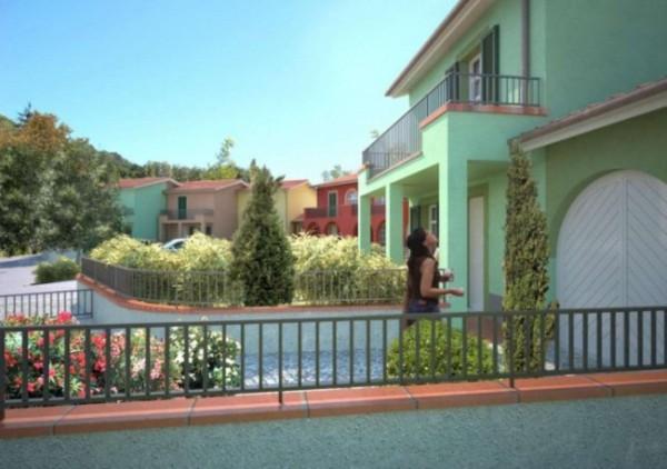 Villetta a schiera in vendita a Bagni di Lucca, 183 mq - Foto 5