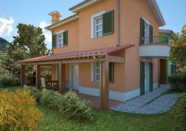 Villetta a schiera in vendita a Bagni di Lucca, 183 mq - Foto 11