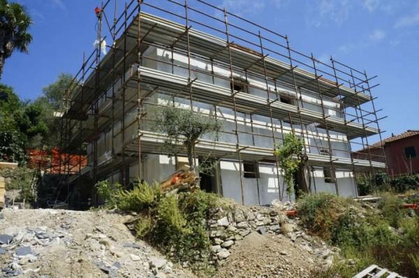 Rustico/Casale in vendita a Santa Margherita Ligure, San Lorenzo Della Costa, Con giardino, 220 mq - Foto 12