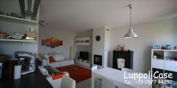 Appartamento in vendita a Monteroni d'Arbia, Arredato, con giardino, 132 mq - Foto 14