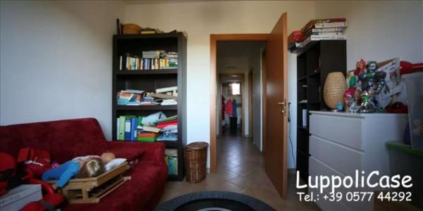 Appartamento in vendita a Monteroni d'Arbia, Arredato, con giardino, 132 mq - Foto 6