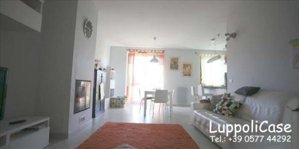 Appartamento in vendita a Monteroni d'Arbia, Arredato, con giardino, 132 mq - Foto 13