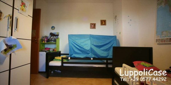 Appartamento in vendita a Monteroni d'Arbia, Arredato, con giardino, 132 mq - Foto 5