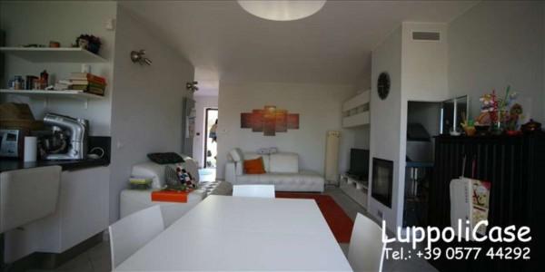 Appartamento in vendita a Monteroni d'Arbia, Arredato, con giardino, 132 mq - Foto 9