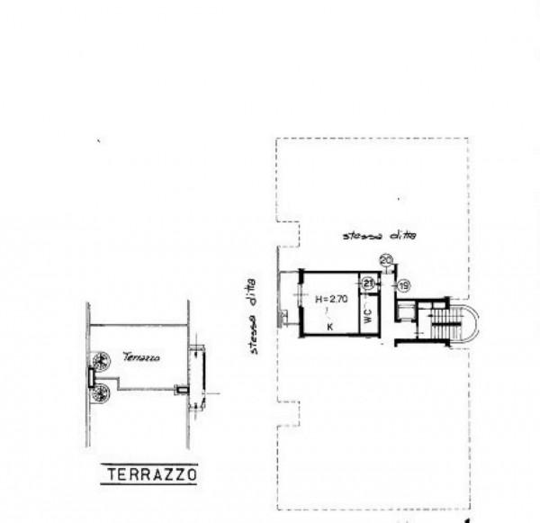 Appartamento in vendita a Lavagna, Residenziale, Con giardino, 35 mq - Foto 2