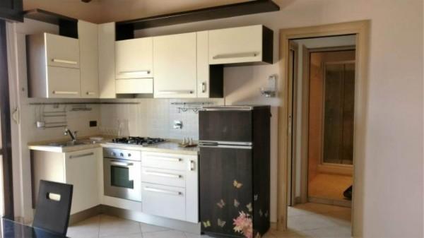Appartamento in vendita a Rivalta di Torino, Vicinanze Parco Sangone, Arredato, 40 mq - Foto 4