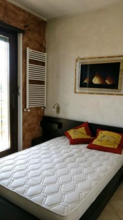 Appartamento in vendita a Rivalta di Torino, Vicinanze Parco Sangone, Arredato, 40 mq - Foto 12