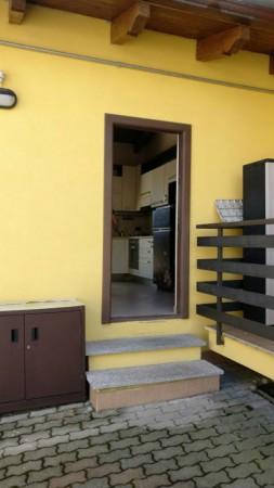 Appartamento in vendita a Rivalta di Torino, Vicinanze Parco Sangone, Arredato, 40 mq - Foto 8