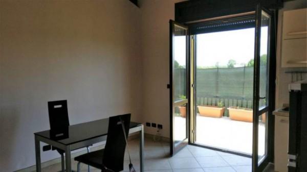 Appartamento in vendita a Rivalta di Torino, Vicinanze Parco Sangone, Arredato, 40 mq - Foto 14