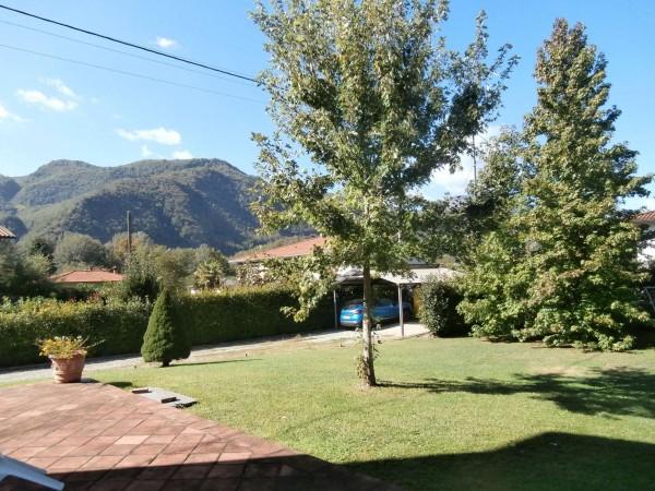 Villa in vendita a Coreglia Antelminelli, 200 mq - Foto 1