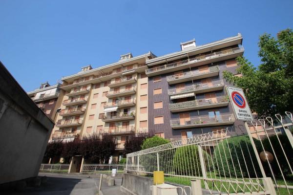 Appartamento in vendita a Torino, Rebaudengo, Con giardino, 110 mq - Foto 21