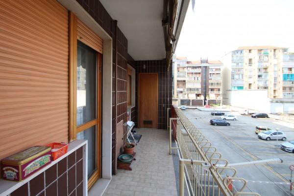 Appartamento in vendita a Torino, Rebaudengo, Con giardino, 110 mq - Foto 5