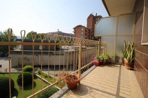 Appartamento in vendita a Torino, Rebaudengo, Con giardino, 110 mq - Foto 6