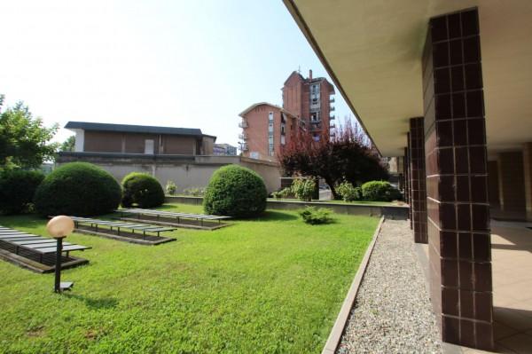 Appartamento in vendita a Torino, Rebaudengo, Con giardino, 110 mq - Foto 18