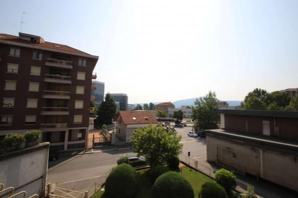 Appartamento in vendita a Torino, Rebaudengo, Con giardino, 110 mq - Foto 3