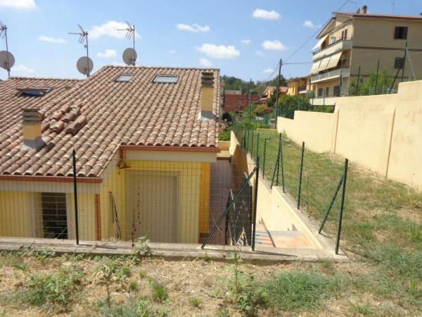 Villetta a schiera in vendita a Roma, Selva Nera, Con giardino, 190 mq - Foto 5
