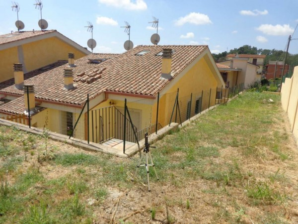 Villetta a schiera in vendita a Roma, Selva Nera, Con giardino, 190 mq - Foto 4